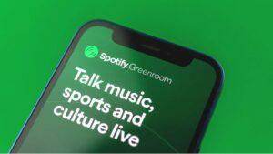 cover spotify greenroom app para blog t7marketing